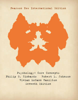 Psychology: Pearson New International Edition by Philip G. Zimbardo