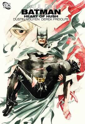 Batman Batman Heart Of Hush TP Heart of Hush by Paul Dini
