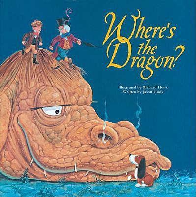 Where's the Dragon? by Fernleigh Books