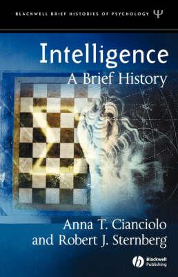 Intelligence by Anna T. Cianciolo