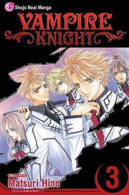 Vampire Knight, Vol. 3 book
