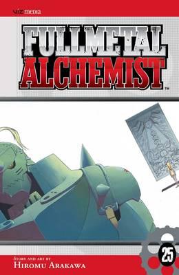 Fullmetal Alchemist, Vol. 25 by Hiromu Arakawa