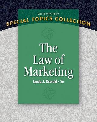 The Law of Marketing by Lynda Oswald