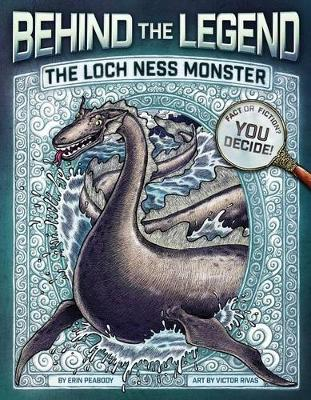The Loch Ness Monster by Erin Peabody