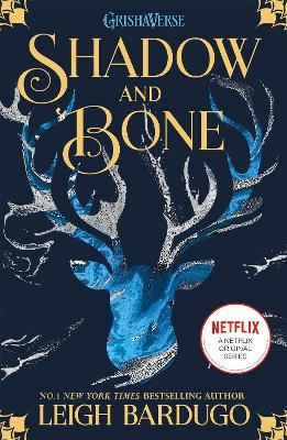 Grisha: Shadow and Bone by Leigh Bardugo
