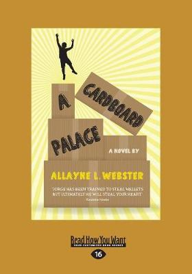 Cardboard Palace book