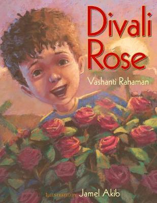 Divali Rose by Vashanti Rahaman