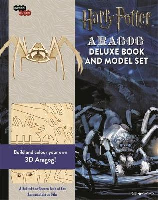 IncrediBuilds: Aragog by Jody Revenson
