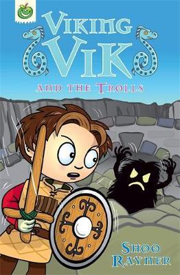 Viking Vik and the Trolls book