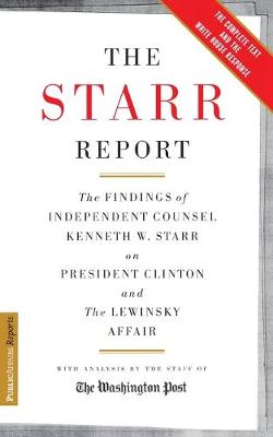 The Starr Report by The Washington Post
