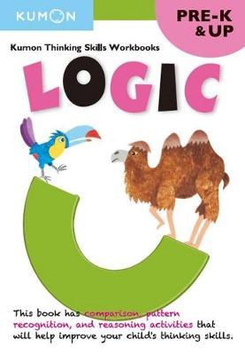 Thinking Skills Logic Pre-K by Kumon Publishing