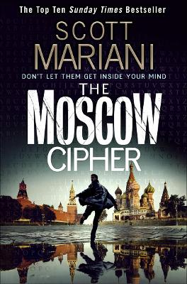 The Moscow Cipher by Scott Mariani