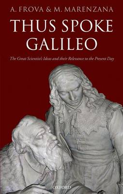 Thus Spoke Galileo by Andrea Frova