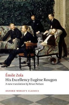His Excellency Eugene Rougon by Emile Zola