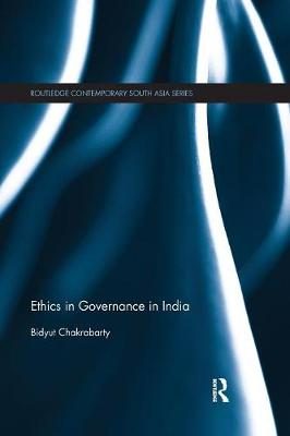 Ethics in Governance in India book