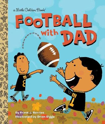 Football with Dad book
