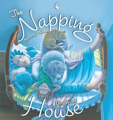 Napping House Board Book by Audrey Wood