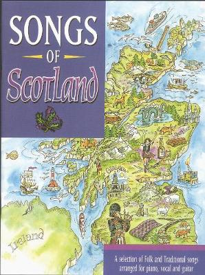 Songs of Scotland by Alfred Music