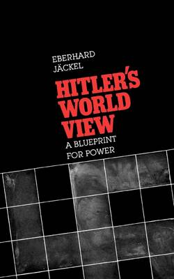 Hitler's World View book