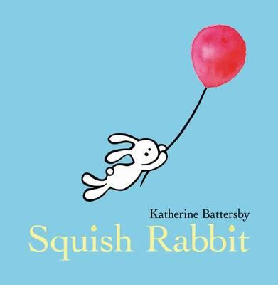 Squish Rabbit book