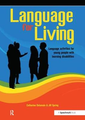 Language for Living by Catherine Delamain