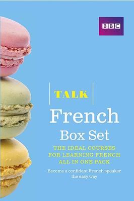 Talk French Box Set (Book/CD Pack): The ideal course for learning French - all in one pack by Isabelle Fournier