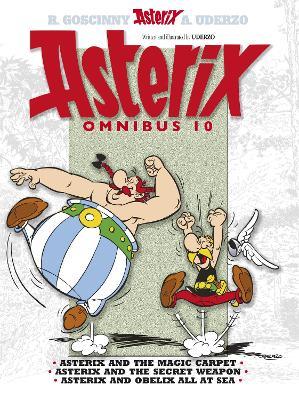 Asterix: Omnibus 10 by Albert Uderzo
