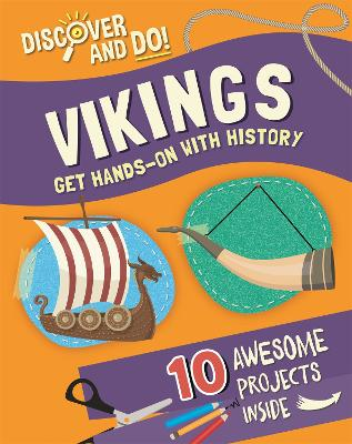 Discover and Do: Vikings book