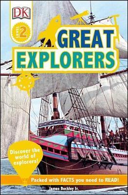 DK Readers L2: Great Explorers book