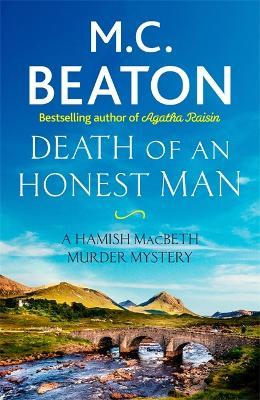 Death of an Honest Man book