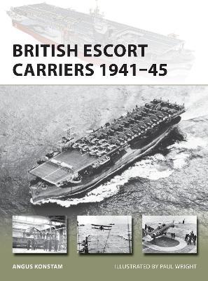 British Escort Carriers 1941-45 book