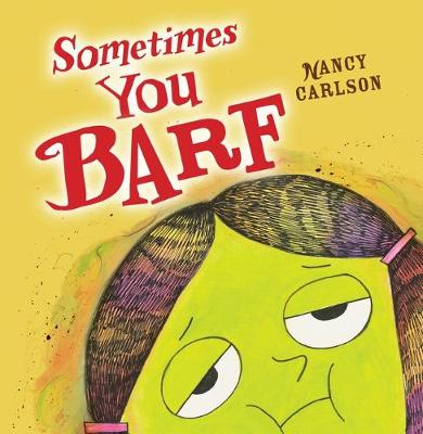 Sometimes You Barf book