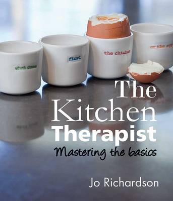 Kitchen Therapist by Jo Richardson