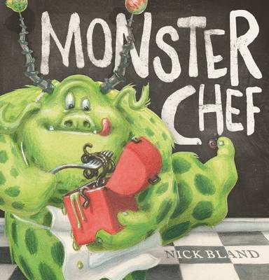 Monster Chef by Fiona McIntosh