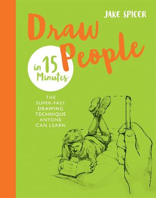 Draw People in 15 Minutes book