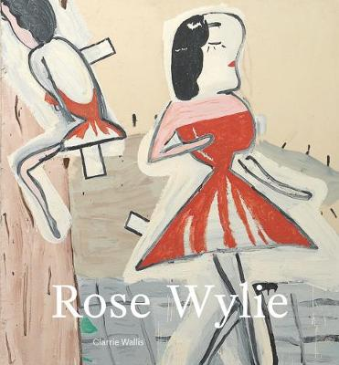 Rose Wylie book