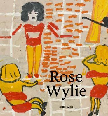 Rose Wylie by Clarrie Wallis