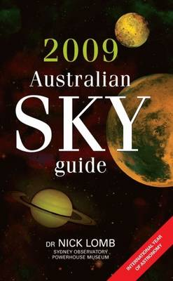 2009 Australian Sky Guide by Nick Lomb