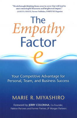 Empathy Factor by Marie R. Miyashiro