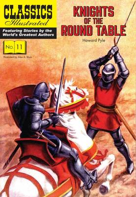 Knights of the Round Table by Howard Pyle