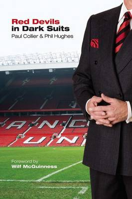 Red Devils in Dark Suits book