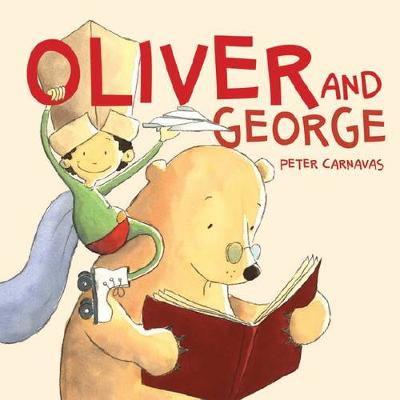 Oliver and George book
