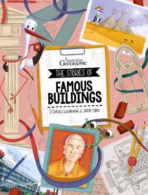 Stories of Famous Buildings by Stepanka Sekaninova