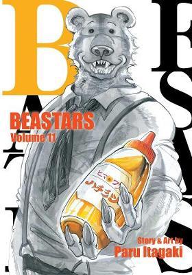 BEASTARS, Vol. 11 book