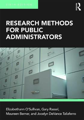 REVEL for Research Methods for Public Administrators -- Instant Acces by Gary Rassel