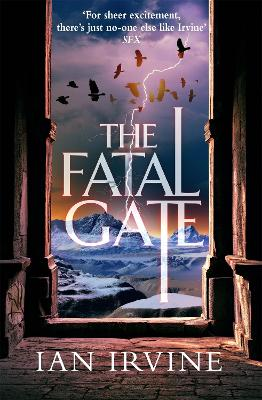 Fatal Gate book