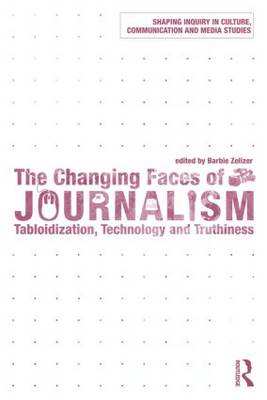Changing Faces of Journalism book