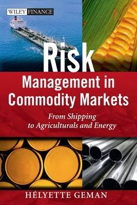 Risk Management in Commodity Markets book