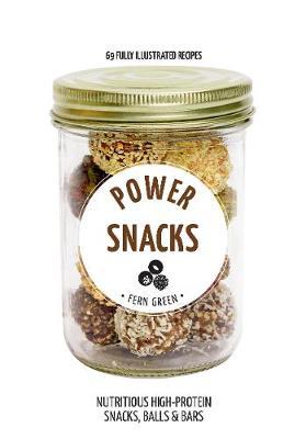 Hachette Healthy Living: Power Snacks book