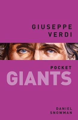 Giuseppe Verdi: pocket GIANTS book